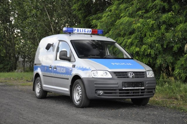 Vehicle for accident investigation